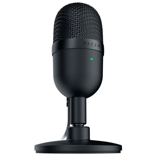 Цифровой студийный микрофон Razer Seiren Mini – Ultra-compact Condenser Microphone