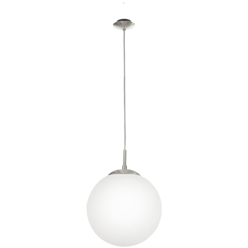 Потолочный светильник Eglo RONDO 85263, E27, 60 Вт светильник eglo rondo 85261 e27 60 вт