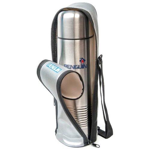 Классический термос Penguin ВК-25А, 1 л стальной