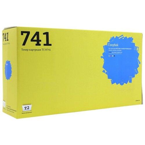 Фото - Картридж T2 TC-H741, совместимый картридж t2 tc hcf411x совместимый