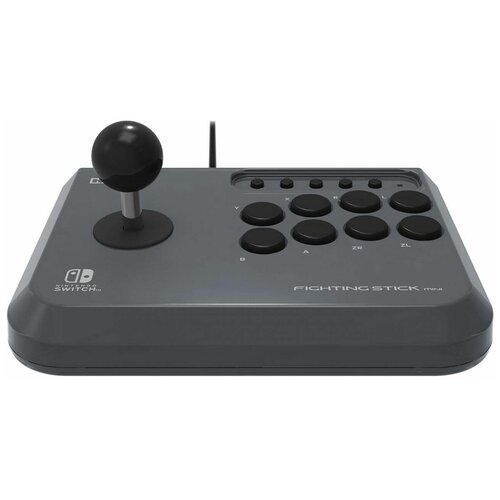 Геймпад HORI Fighting Stick Mini 4, серый