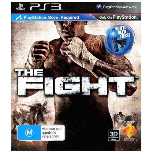 Игра для PlayStation 3 The Fight: Lights Out, английский язык