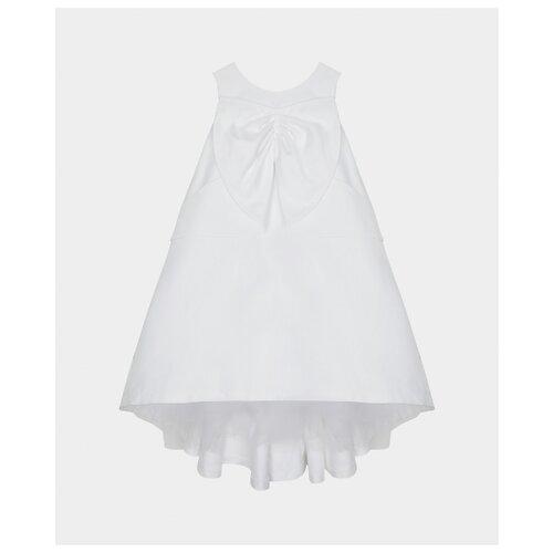 Купить Платье Gulliver размер 98, белый, Платья и сарафаны