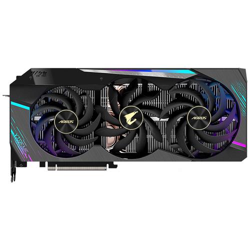 Видеокарта GIGABYTE AORUS GeForce RTX 3080 XTREME 10G rev 1.0 (GV-N3080AORUS X-10GD) Retail