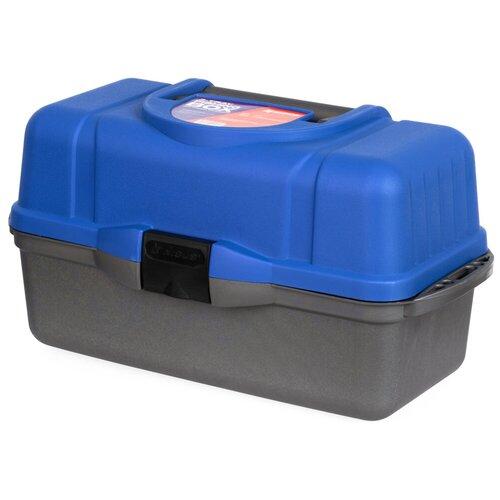 Ящик для рыбалки Nisus N-FB-3 43х22х24 см синий