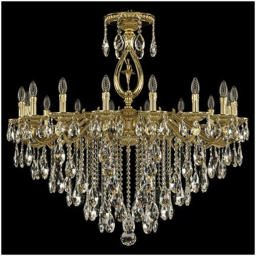 Фото - Люстра Bohemia Ivele Crystal 75402/16/360 B G FD2B, E14, 640 Вт люстра bohemia ivele crystal 7201 72301 12 360 b g e14