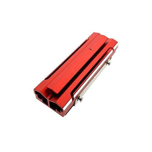 Радиатор для SSD ESPADA ESP-R6 красный