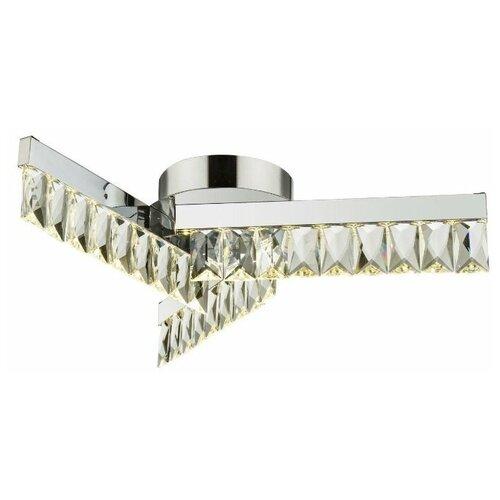 Светильник светодиодный Globo Lighting Jason 49234-18, LED, 18 Вт светильник светодиодный globo lighting paula 41605 20d led 20 вт