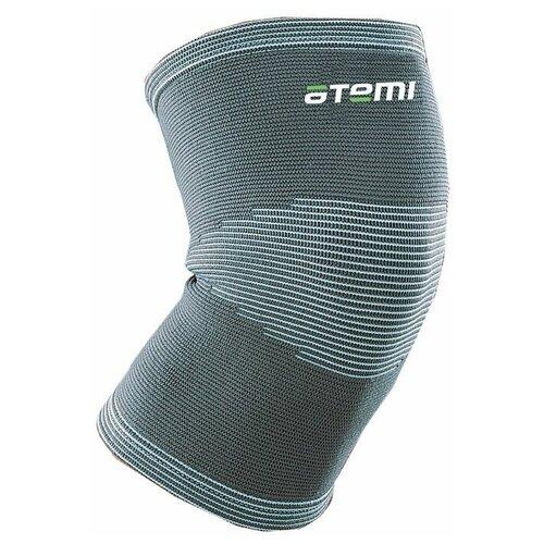Защита колена ATEMI ANS-003, р. M, серый защита колена atemi ans 003 р xl серый