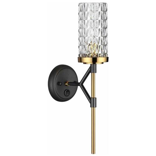 Бра Odeon Light Vittoria 4225/1W, с выключателем, 60 Вт бра odeon light palta 4760 1w с выключателем 60 вт