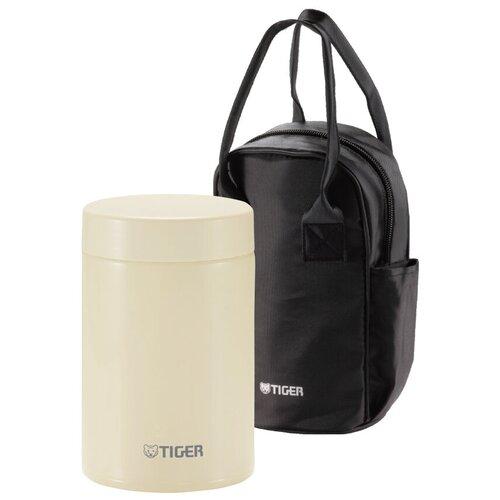 Термос для еды TIGER MCJ-A075, 0.75 л cauliflower