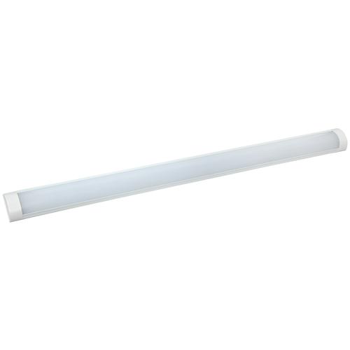 Светодиодный светильник IEK ДБО 5006 (36Вт 6500К), 120 х 7 см светодиодный светильник без эпра llt spo 110 opal 36вт 6500к 2750лм 120 х 6 1 см