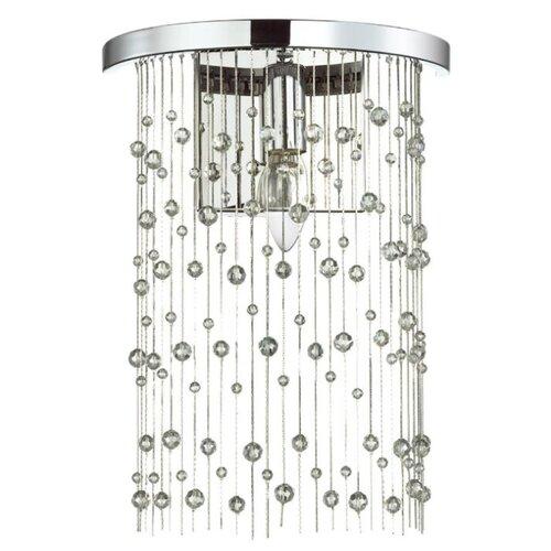 Настенный светильник Odeon light Raini 4845/1W, 40 Вт настенный светильник odeon light granta 4674 1w 40 вт