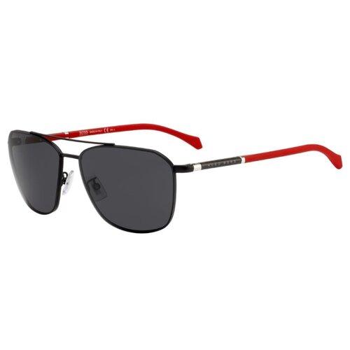 Солнцезащитные очки мужские HUGO BOSS BOSS 1103/F/S,MTT BLACK фото