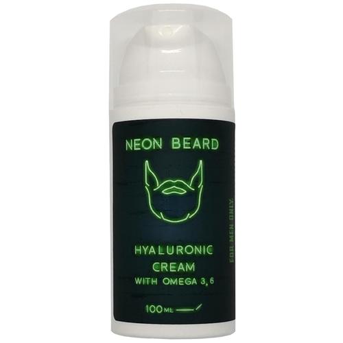 NEON BEARD Крем Green Neon с Омега 3,6 100 мл