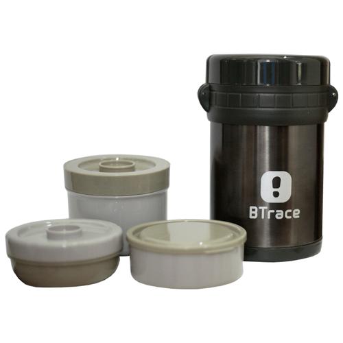 Термос для еды Btrace 905-1500, 1.5 л серебристый