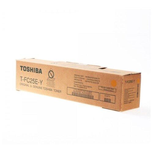 Фото - Картридж Toshiba T-FC25EY (6AJ00000202) картридж toshiba t 2060e 60066062042