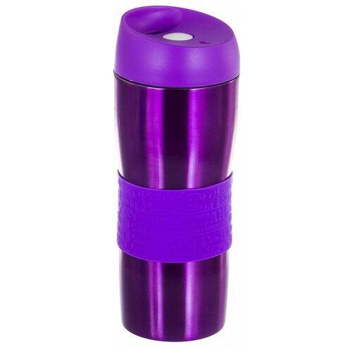 Термокружка Guterwahl Keep Warm, 0.45 л фиолетовый