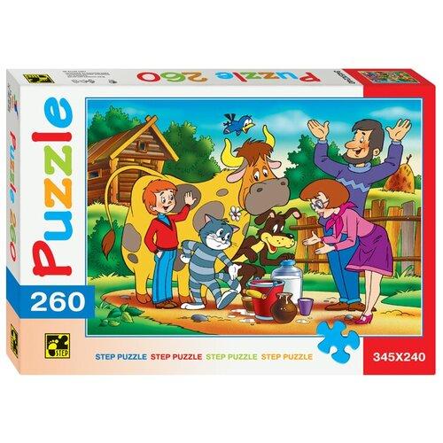 Пазл Step puzzle Союзмультфильм Простоквашино (74010), 260 дет.