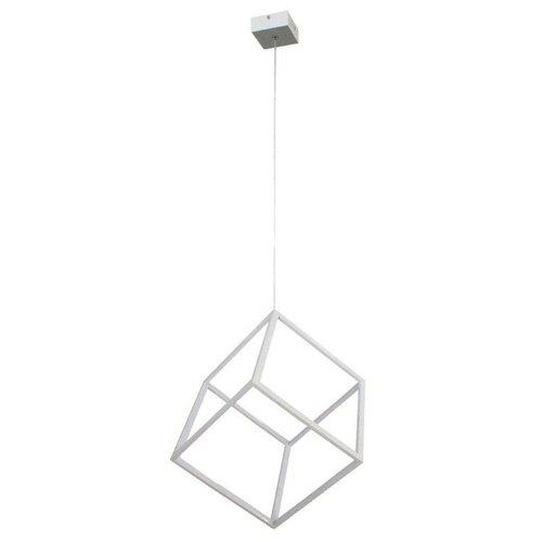 Светильник светодиодный Citilux Куб CL719300, LED, 40 Вт подвес citilux cl719301 куб черный led 40wх4000k