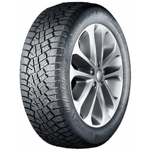 Автомобильная шина Continental IceContact 2 285/60 R18 116T зимняя шипованная