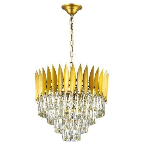 Люстра Odeon Light Valetta 4124/12, E14, 480 Вт настенный светильник odeon light valetta 4124 2w 80 вт