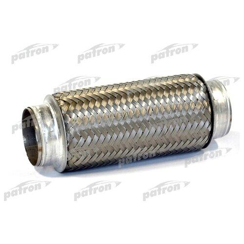 Гофра глушителя PATRON EL55X200