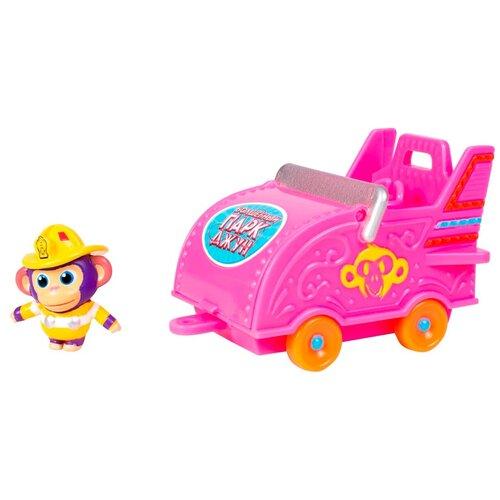Игровой набор Wonder Park Волшебный парк Джун - Обезьянка Пожарный 36253, Игровые наборы и фигурки  - купить со скидкой