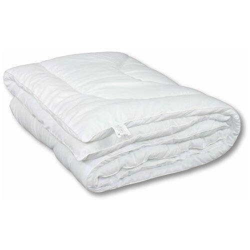 Фото - Одеяло АльВиТек Гостиница, всесезонное, 172 х 205 см (белый) одеяло альвитек холфит комфорт в чемодане всесезонное 172 х 205 см фиолетовый