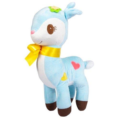 Мягкая игрушка Bebelot Голубой оленёнок 28 см