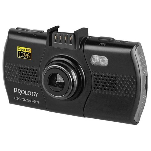 Видеорегистратор Prology iReg-7050SHD GPS, GPS, черный недорого