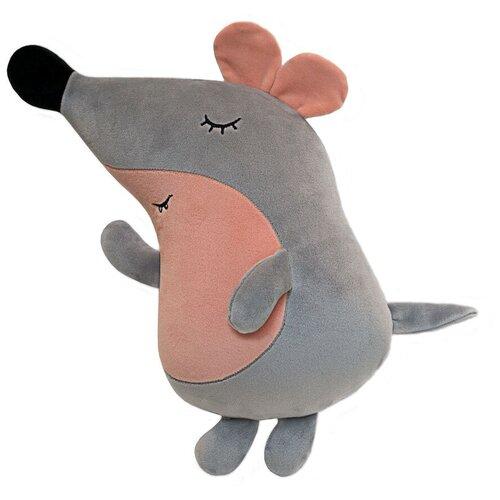 Игрушка-антистресс Штучки, к которым тянутся ручки Сплюшки Мышь 35 см игрушка антистресс штучки к которым тянутся ручки нерпенок персиковый 17 см
