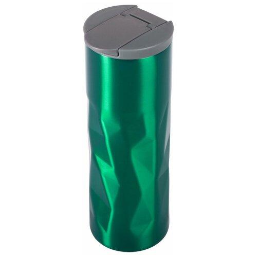 Термокружка molti Gems, 0.47 л зеленый изумруд