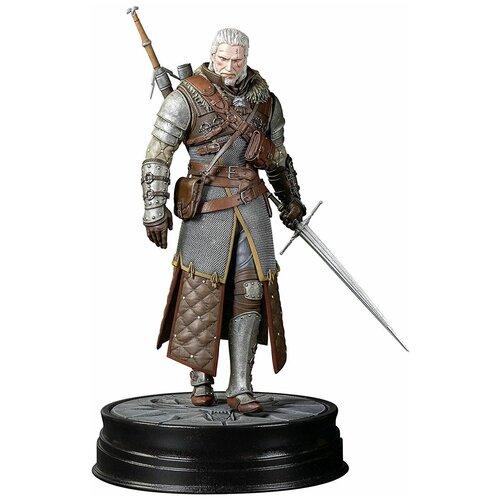 Купить Фигурка Dark Horse The Witcher 3: Wild Hunt - Геральд в гроссмейстерских доспехах Школы Медведя, Игровые наборы и фигурки