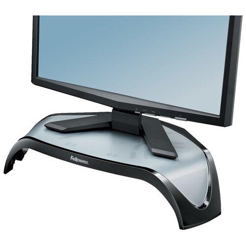 Подставка Fellowes FS-80201 Smart Suites черный/серебристый