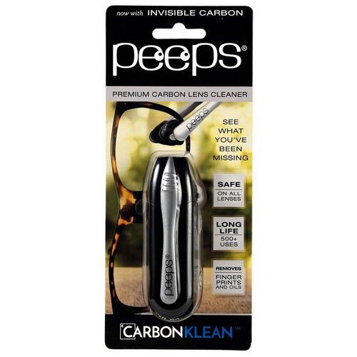 Фото - LENSPEN PEEPS-1 Устройство для чистки очков Peeps by CarbonKlean аксессуар lenspen груша hb 1