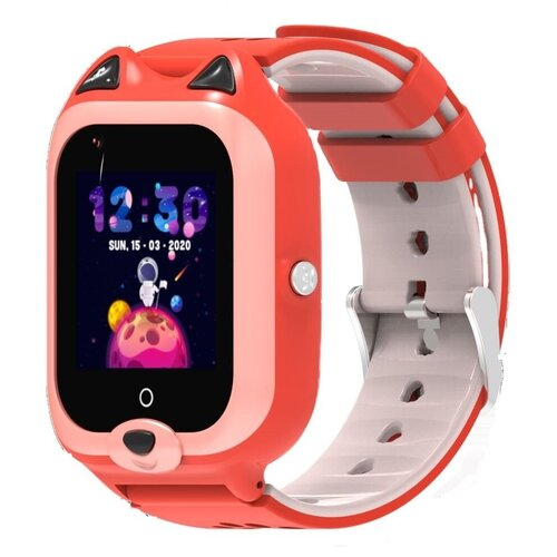 Детские умные часы Smart Baby Watch KT22, оранжевый детские умные часы c gps smart baby watch kt14 оранжевый