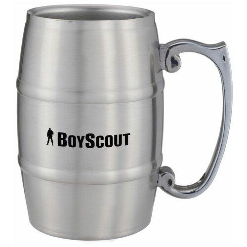 Термокружка BOYSCOUT 61174, 0.5 л стальной