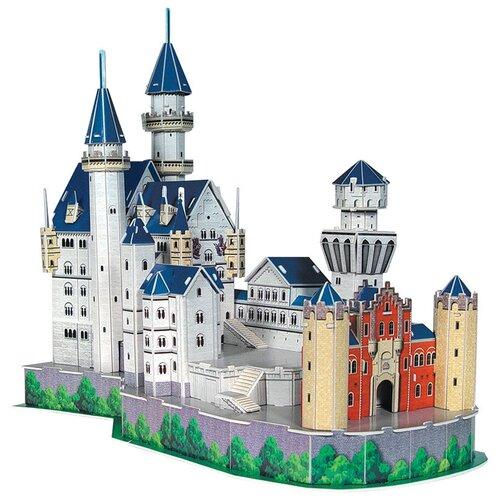 Пазл REZARK 3D Замок Нойшванштайн (RAZ-004), 98 дет.