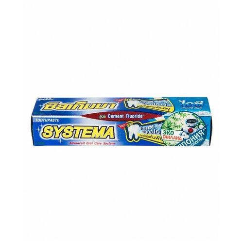 Зубная паста Lion Systema для глубокой очистки со вкусном ледяной мяты, 90 г