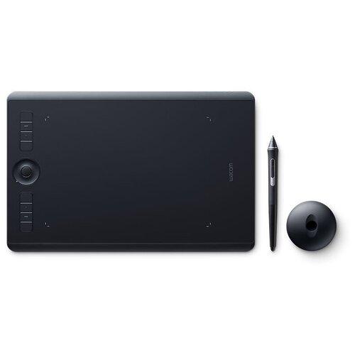 Графический планшет WACOM Intuos Pro Large (PTH-860) RU черный