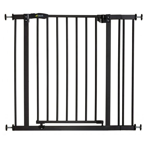 Hauck Ворота безопасности Close'n Stop 75-80 см + дополнительная секция 9 см charcoal