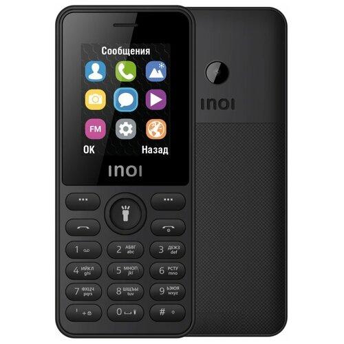 Телефон INOI 109 черный