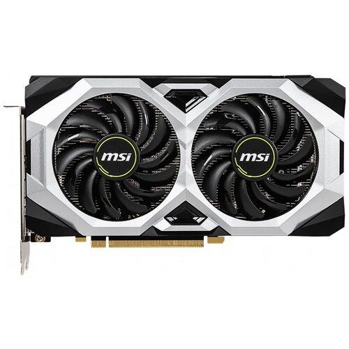 Видеокарта MSI GeForce RTX 2060 VENTUS 6G OC Retail