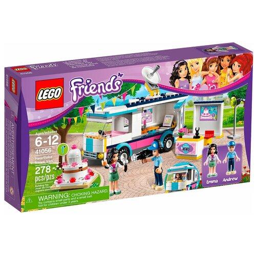 Конструктор LEGO Friends 41056 Новостной фургон Хартлейк