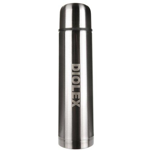 Классический термос Diolex DX-750-1, 0.75 л серебристый