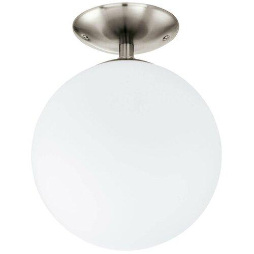 Потолочный светильник Eglo Rondo 91589, E27, 60 Вт светильник eglo rondo 85261 e27 60 вт