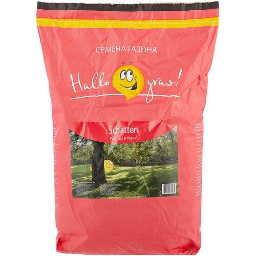 Смесь семян для газона Hallo Gras! Schatten, 10 кг недорого