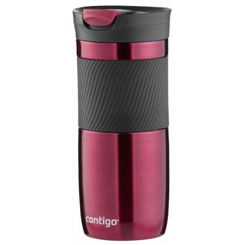 Термокружка Contigo Byron, 0.47 л розовый