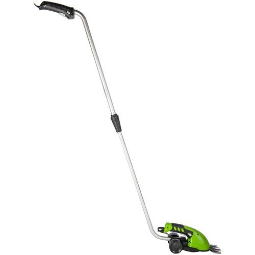 Фото - Ножницы-кусторез аккумуляторный greenworks G7,2GS 10 см ножницы кусторез бензиновый echo hcr 165es 64 см